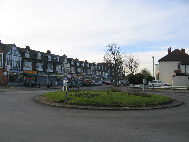 Baldwin's Lane shops