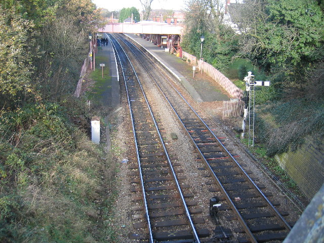 Shirley Station