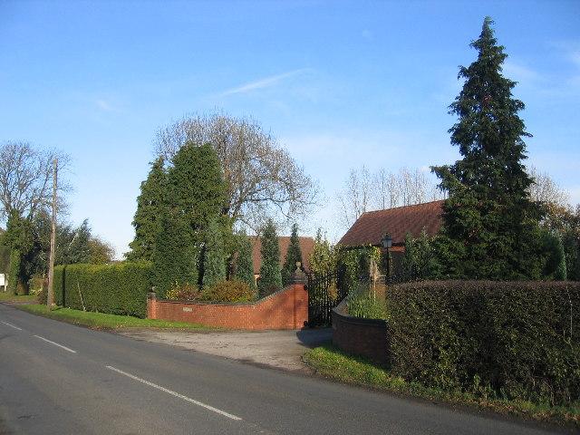 Betteridges Farm, Whitlocks End