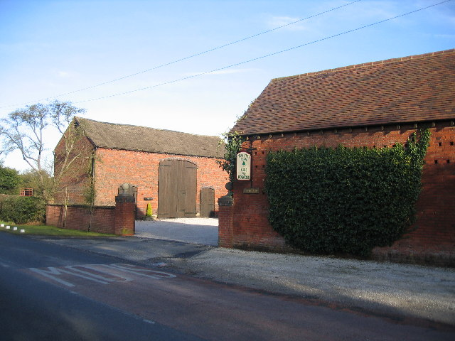 Yew Tree Farm, Tidbury Green