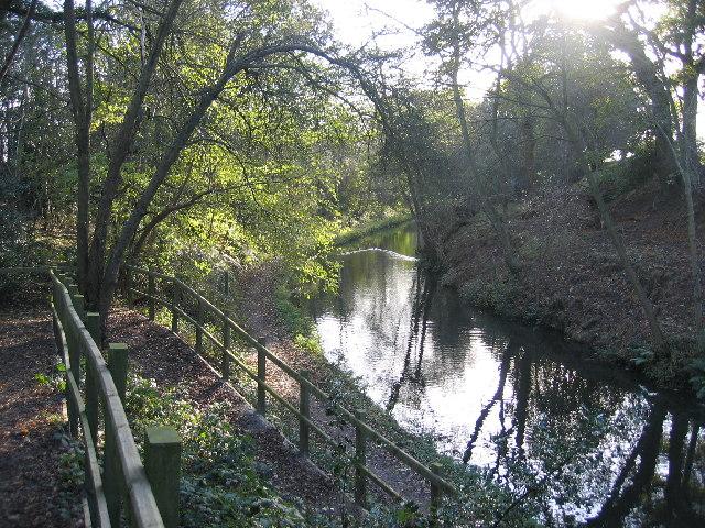 Stratford-upon-Avon Canal, near Dicken's Heath