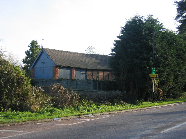 Barn at Forget Me Not Farm, Cheswick Green