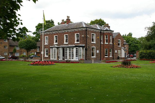 Flixton House