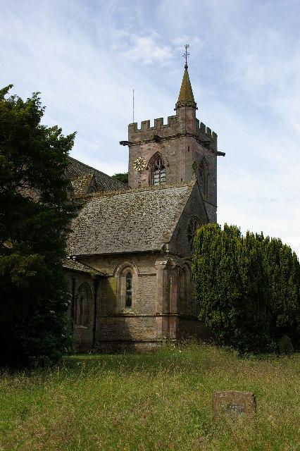 St Lawrence Church Crosby Ravensworth