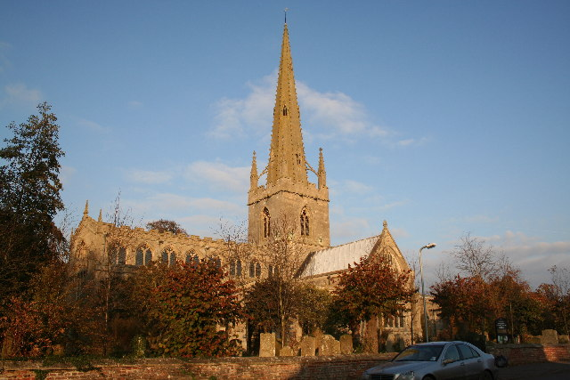 St.Peter & St.Paul's church, Gosberton, Lincs.