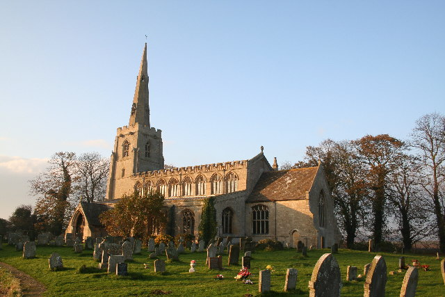 St.Margaret's church, Quadring, Lincs.