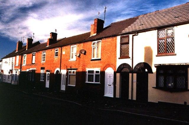 New Street, Gornal.