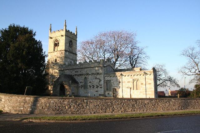 St.Peter's church, Old Edlington