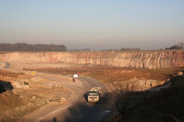 Stainton Quarry