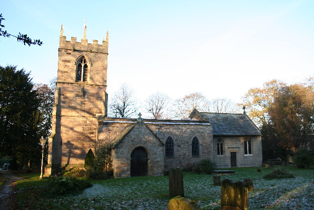 St.Peter & St.Paul's church, Todwick
