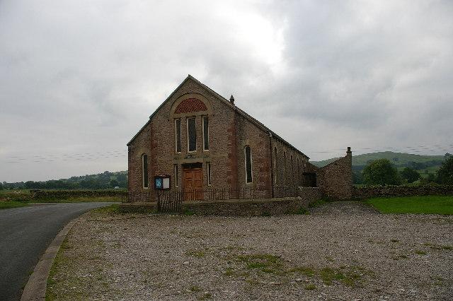 Primitive Methodist Chapel Kaber