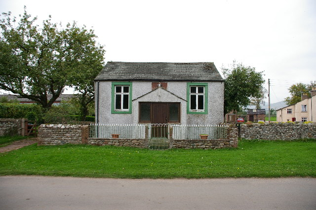 Sandford Methodist Chapel