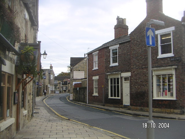 Bank Street, Wetherby