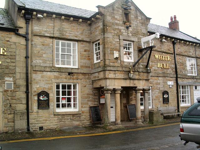 White Bull, Ribchester