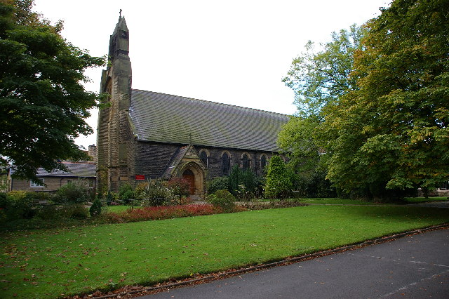 St Johns RC Church Padiham