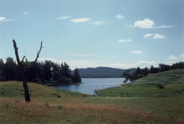 Field by Kincraig