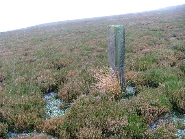 Boundary Stone, Little Howdale Hill