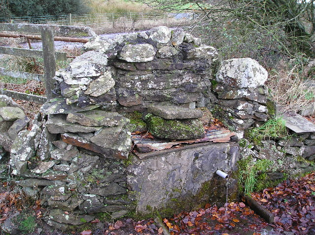 St Inan's Well