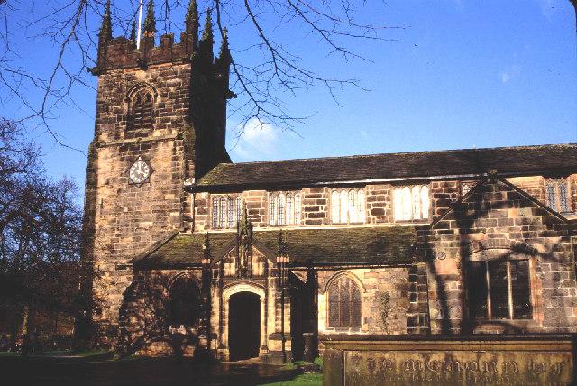 St. Bartholomew's Church, Wilmslow.