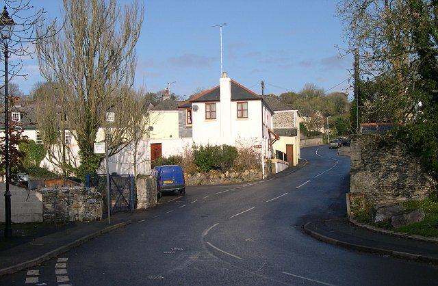 Tamerton Foliot Village