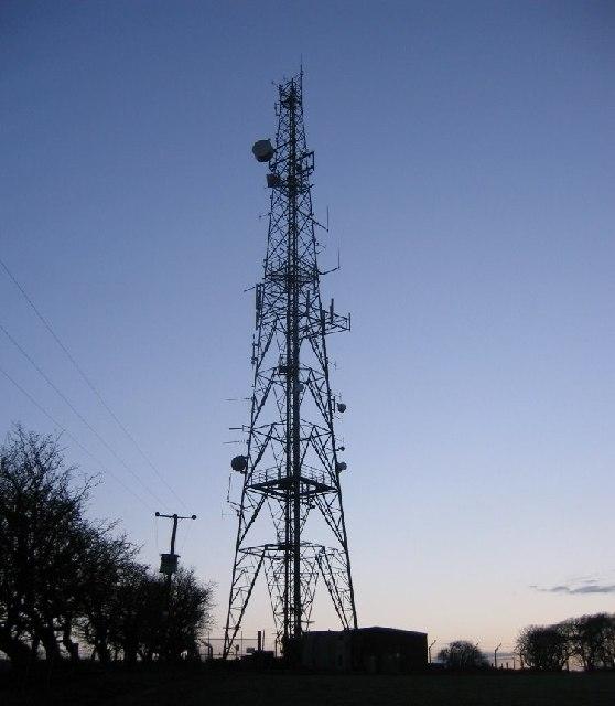 Moota Hill Transmitter.