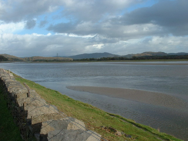 Estuary of the River Leven