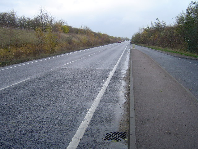 A47(T) layby, near Wittering Coppice