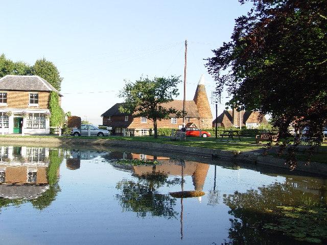 Goudhurst Village Pond