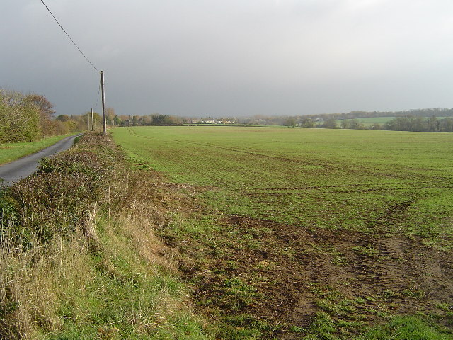 West of Thornhaugh