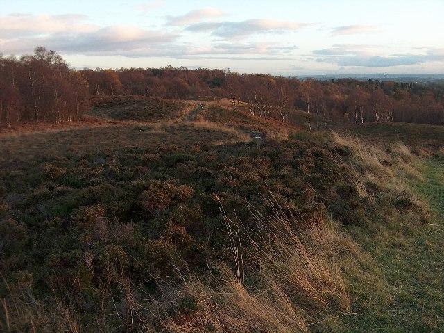 Drumclog Moor, Nr. Milngavie