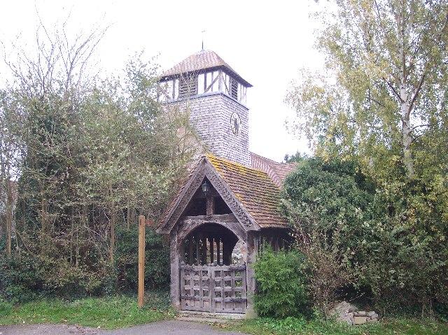 Himbleton Church