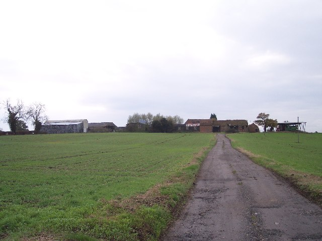 Huddington Hill Farm