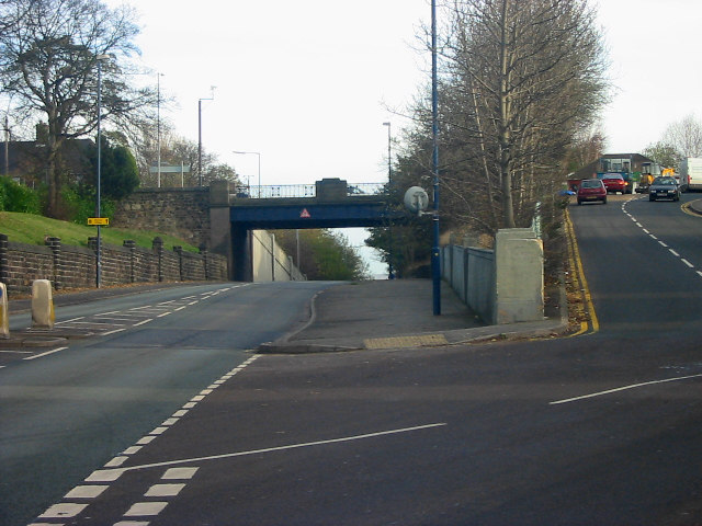 Holden Bridge, Sneyd Green