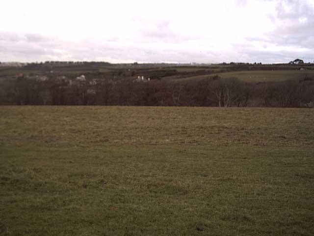 Farmland near Ossaborough
