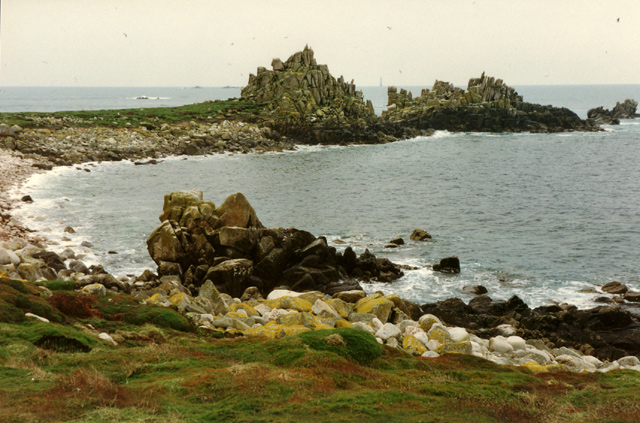 Irishman's Carn, North West Par of Annet, Isles of Scilly