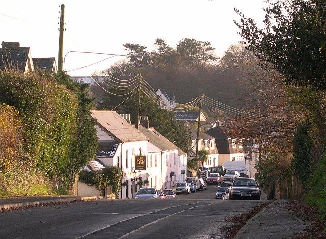 Roborough Village