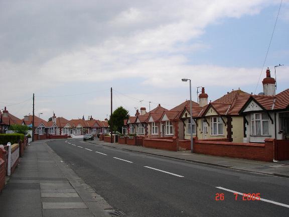 Rhyl housing