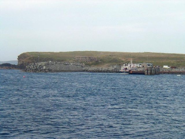 Burwick, South Ronaldsay