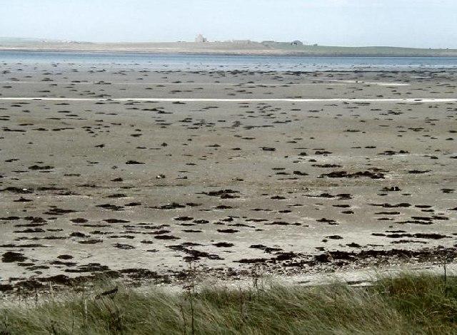Sandi Sand, Orkney Mainland