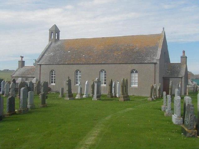 Skaill Church, Orkney Mainland