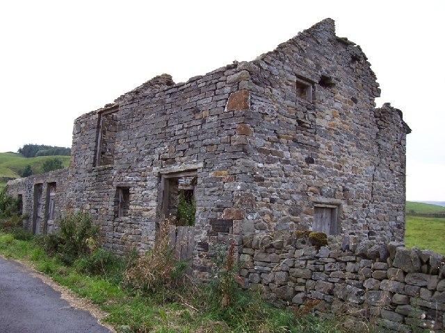 Ruins at Windyside.
