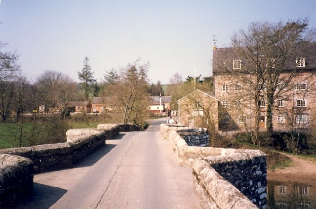 Staverton Bridge