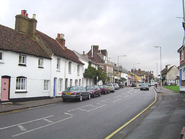 The High Street, Bushey