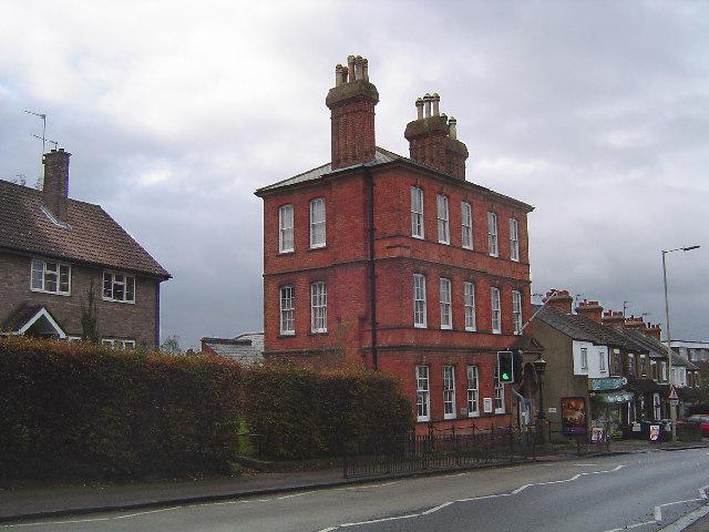 Bushey Police Station
