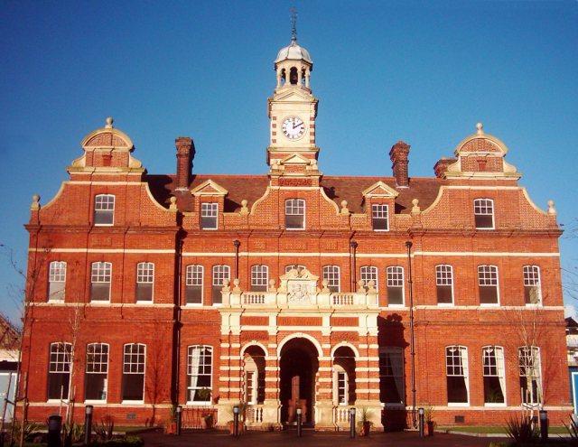 Original Norfolk & Norwich Hospital