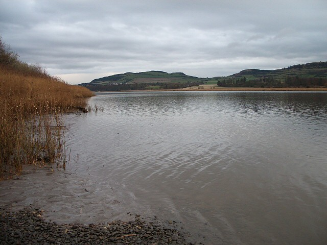 Downstream from Cairnie Pier