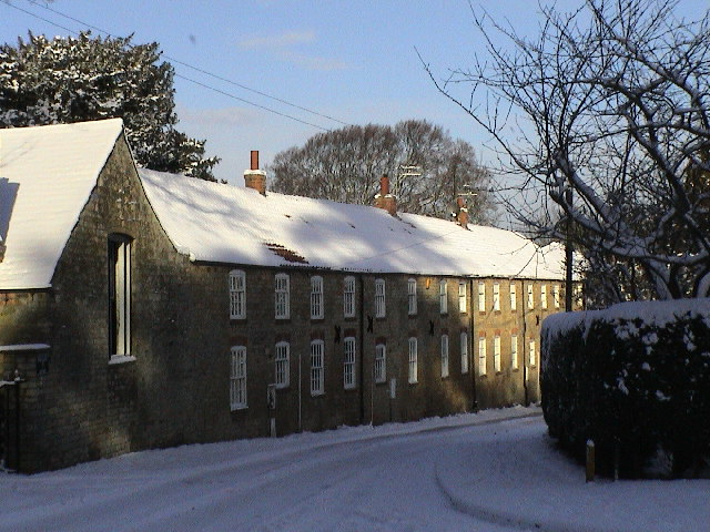 Canwick Hall Mews Cottages, Grange Lane.