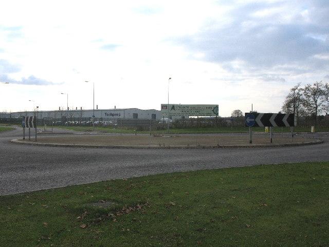 Northacre Industrial Park, Westbury