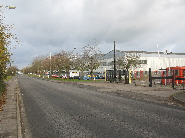 Quartermaster Road, West Wilts. Trading Estate