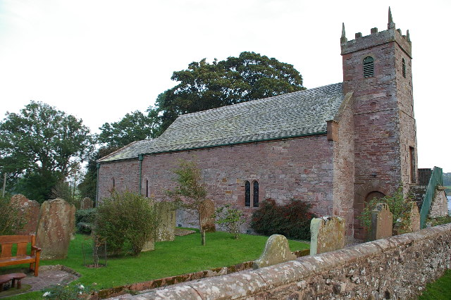 Church of St Mary, Churchtown, Sebergham